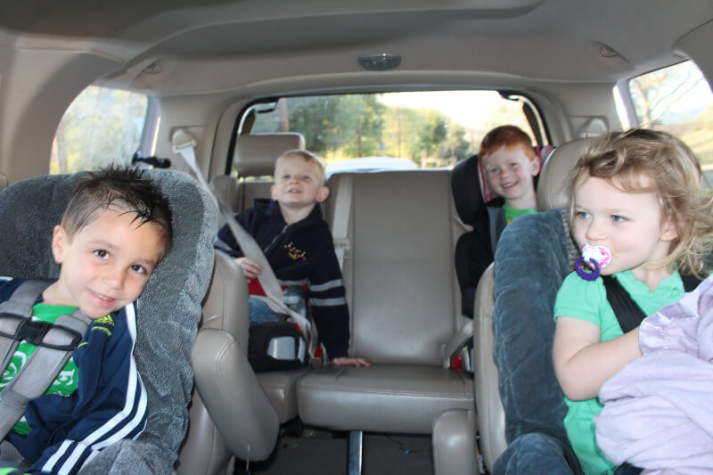 One surprising benefit of carpooling is being in two places at once. For more reasons, click the link. www.coffeeandcarpool.com