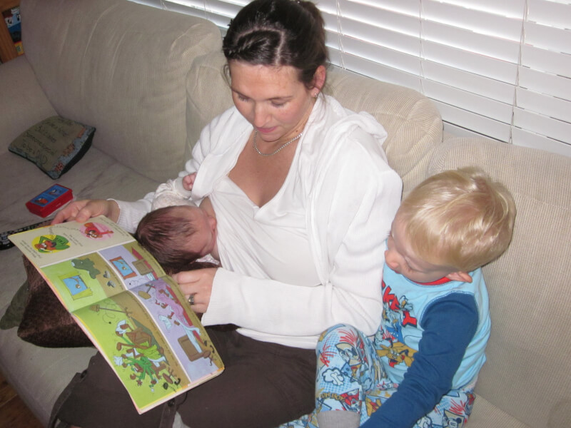 My third kid was an absolute breastfeeding champ. She would latch in seconds and eat while I read my toddler a book. We got hands free nursing even. But my first daughter was a different story. Breastfeeding was awful. Here's how I finally stopped nursing her. www.coffeeandcarpool.com