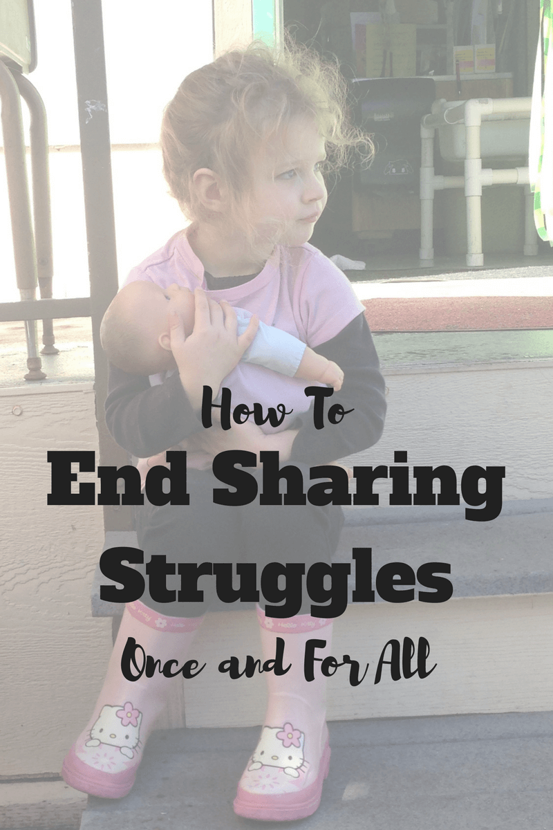 How to End Sharing Struggles Once and For All www.coffeeandcarpool.com