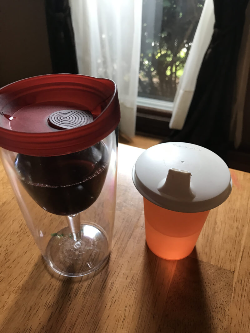 Somedays you just gotta pour yourself a glass of wine to get you through the afternoon. That doesnt make you a sh*tty mom. In fact, it makes you a great mom. Because youre doing what you