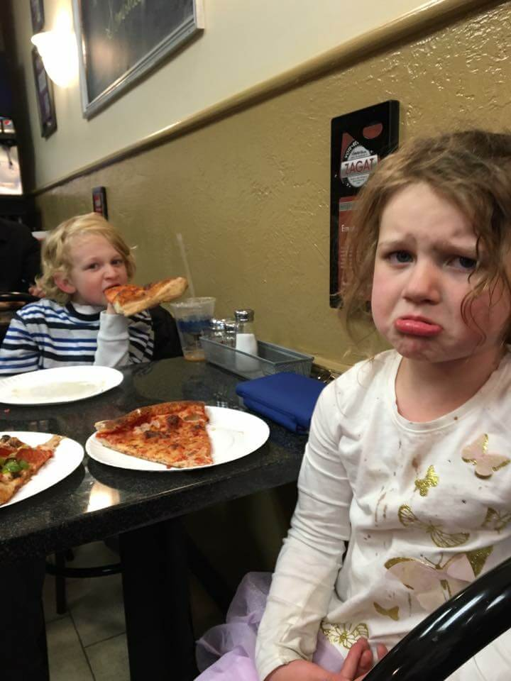 Saying 'no' to kids is part of life. They're going to have to just get over it. Here's 24 Ways to be a better mom www.coffeeandcarpool.com