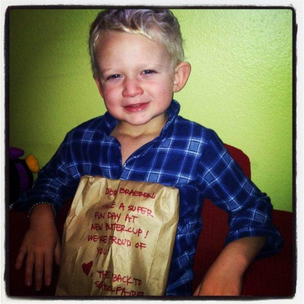 #1 Way to Get Kids Excited for School www.coffeeandcarpool.com