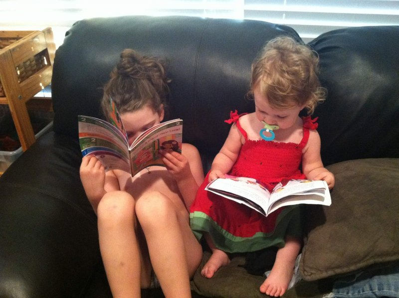 Reading is the number one way to prevent summer slide. www.coffeeandcarpool.com