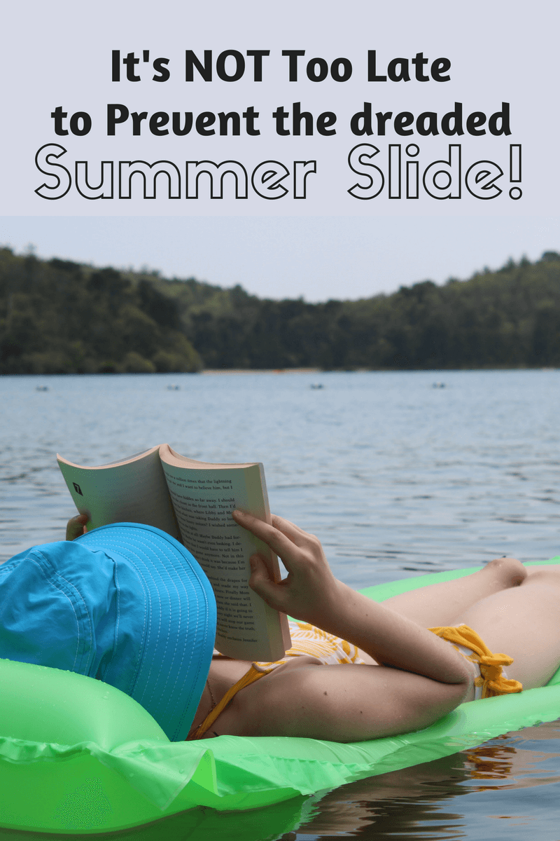 To prevent Summer Slide you only need to do one thing. www.coffeeandcarpool.com