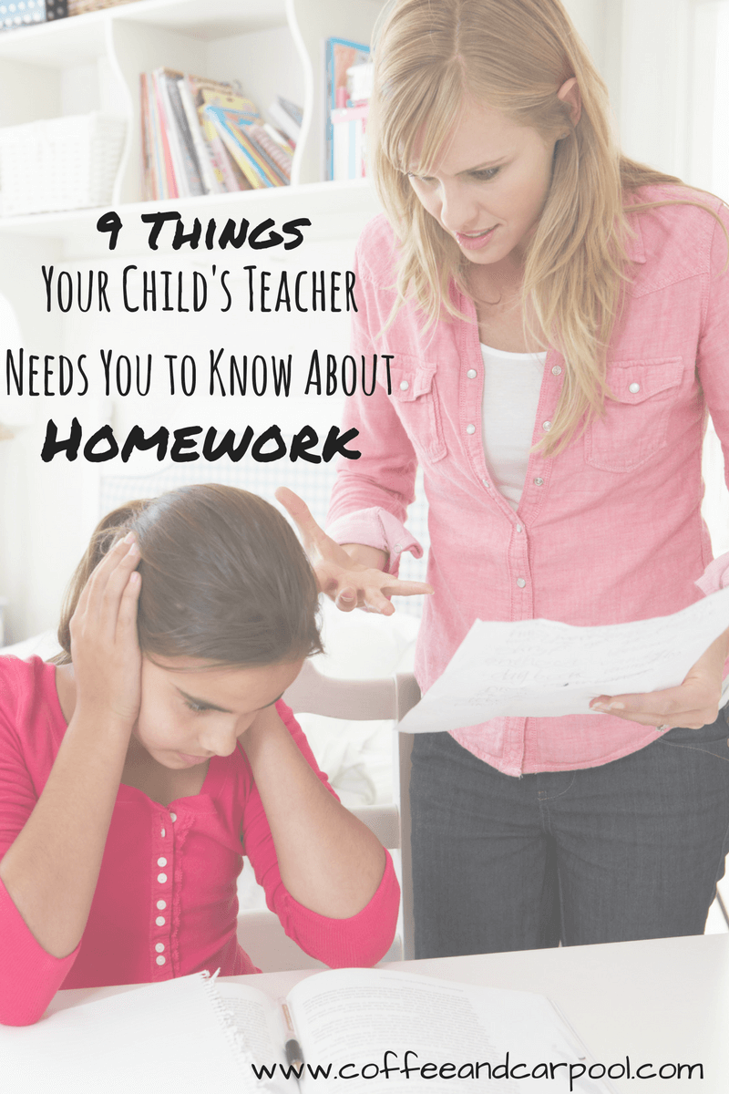 Homework help for parents and kids with tips, tricks and hacks to make back to school time easier for everyone. Get more homework help at www.coffeeandcarpool.com