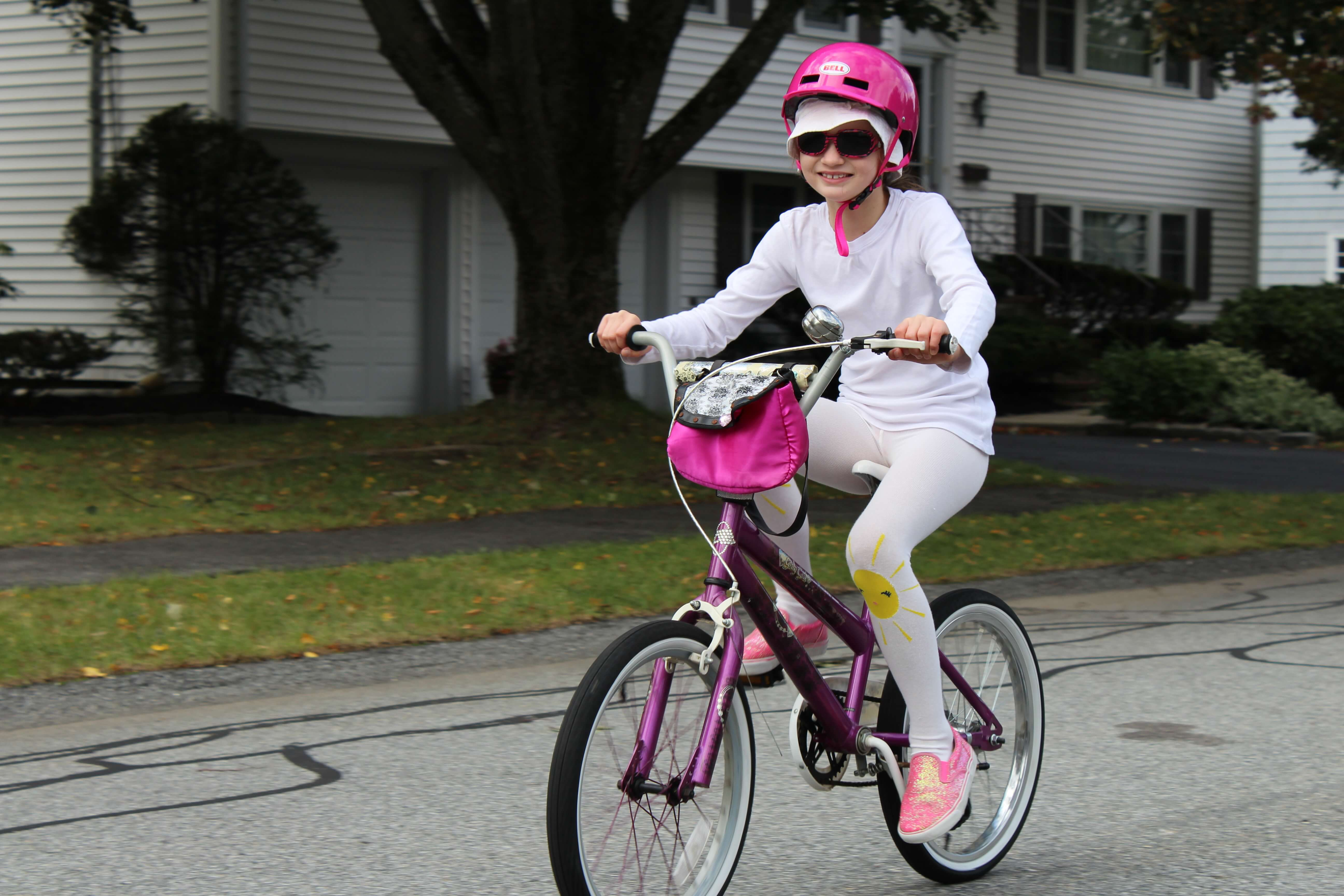Every special needs kids biggest milestone is accomplishing what their doctor said they would never do. For my daughter, it was bike riding. www.coffeeandcarpool.com