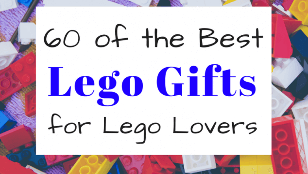 60 of the Best Lego Gifts for Lego Lovers