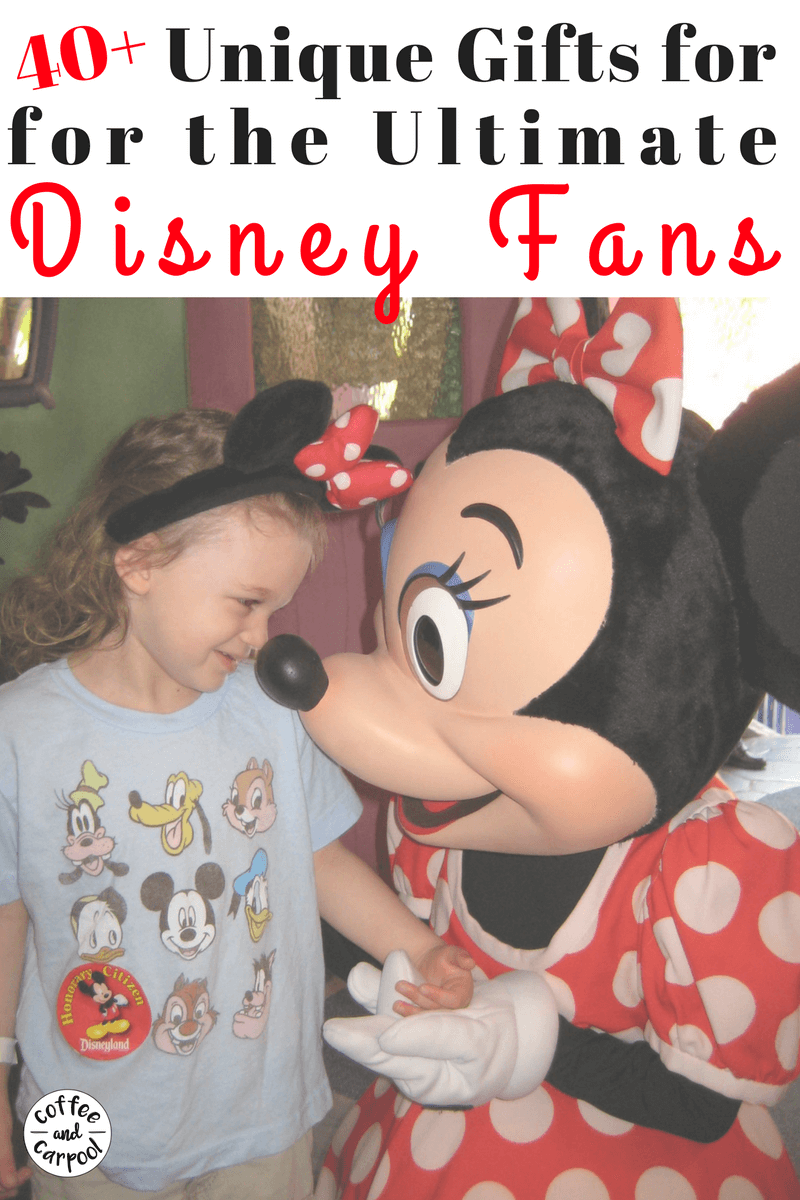 Disney gifts and Disneyland Gifts for the ultimate Disney fans #giftideas #Disney #Disneyland #Disneygifts #holidaygiftideas