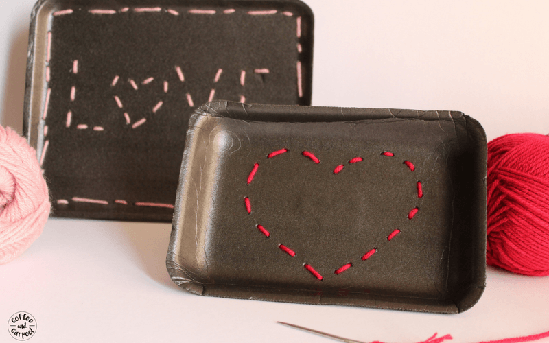 Valentine's Day sewing project