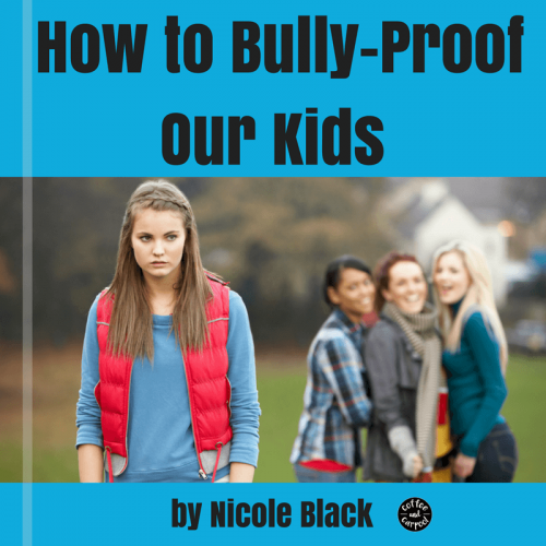 Are you doing everything you can do bully-proof our kids? Here are 14 things parents can do that are essential to help our kids, tweens and preteens with bullies and bullying