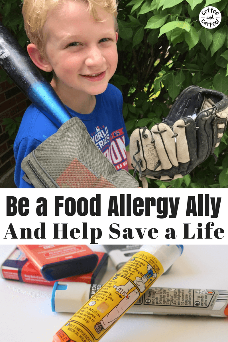 Be a food allergy ally by knowing these things. It really could save a life. 1 in 13 kids has a food allergy so you know someone affected by this. Food allergy parents need you to know this. #foodallergies #foodallergyawareness #peanutallergy #foodallergy #foodallergyally #needtoknow