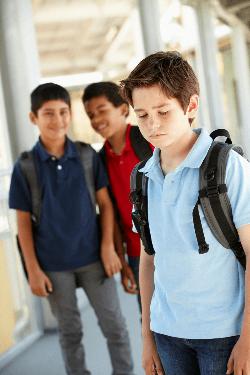 Is your child being bullied? There are real things you can do to help them #bullyingprevention