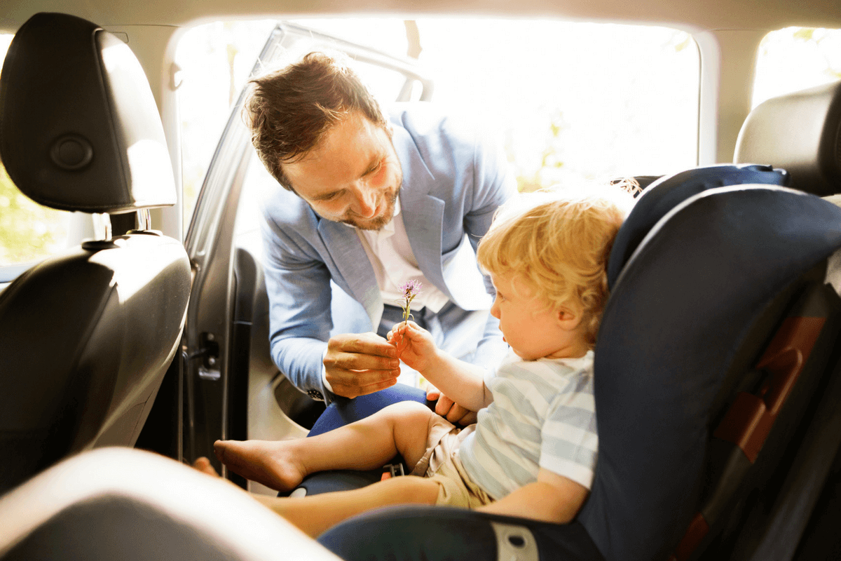 Get your toddler to do what you need them to do without a fight with this one simple trick. #positiveparenting #parentingtoddlers #coffeeandcarpool