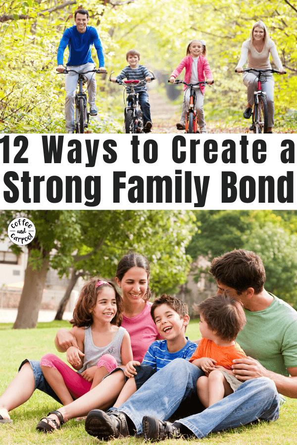 11 Ways to Create a Strong Family Identity #parenting101 #momadvice #strongfamily #familyidentityactivities #familyidentityideas