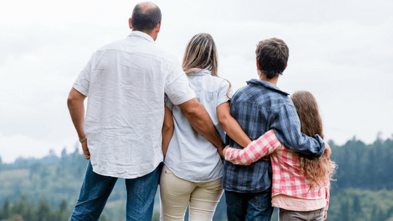 How to Build a Strong Family Identity