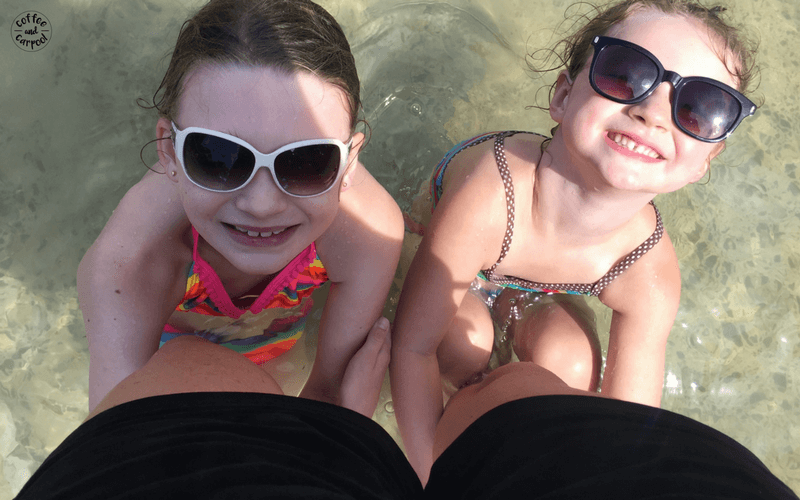 Are your kids home this summer? Do these 6 things to make you enjoy it more and not go crazy. #coffeeandcarpool #staycation #campmom #summerfun #summerideas