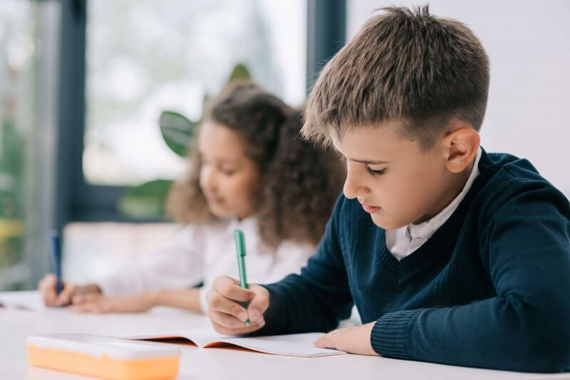 How to encourage kids to have a growth mindset with these five tips #growthmindset #fixedmindset #lifelonglearners #students #coffeeandcarpool