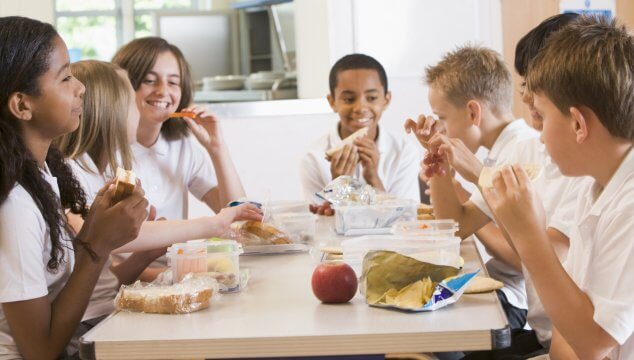 How Your Kids Can Help Keep Their Friends With Food Allergies Safer