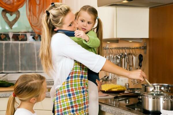 Create a guilt free sahm work-life balance with these simple tips and tricks from #coffeeandcarpool #sahm #momguilt #momadvice #parentingadvice