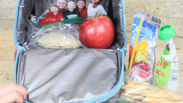 How to Teach Your Kids to Make School Lunches