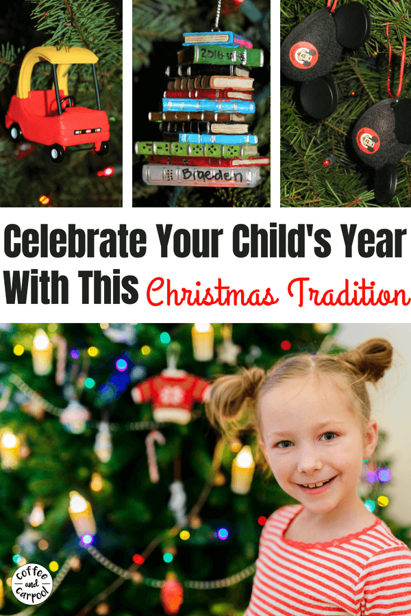 Christmas Ornaments Family Tradition to help celebrate memories at the end of each year #decembertraditions #familytraditions #Christmastraditions #Christmasforfamilies #Christmasornaments #familytraditions #coffeeandcarpool #familyidentity #familymemories