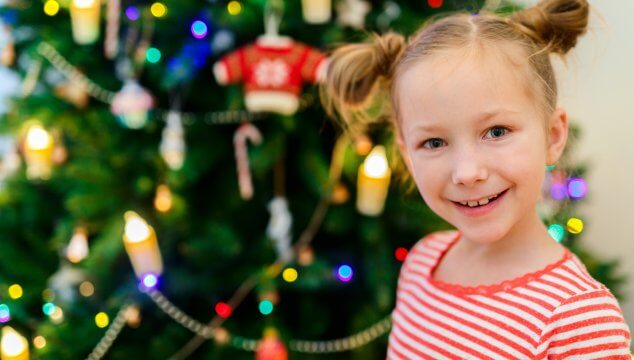 Celebrate Your Child's Year With This Christmas Tradition