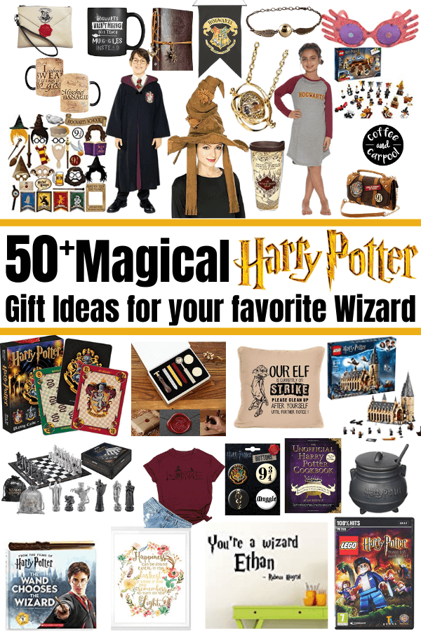 50 Magical Harry Potter Gifts For Your Wizards