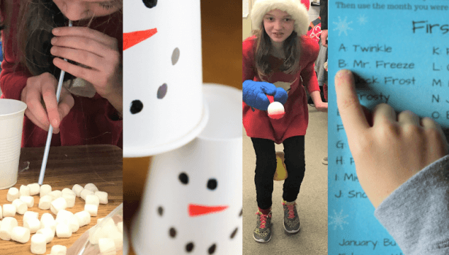 16 of the Best Winter-Themed Classroom Holiday Party Activities