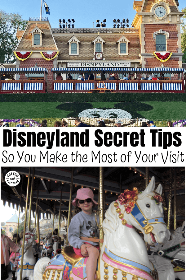 Disneyland Secrets and tips to help you save time at Disneyland and save money at Disneyland so you make the most of your visit. These Disneyland tips to save money will help make your visit better. #Disneyland #Disneylandvisits #Disneylandsecrets #Disneylandinsidertips
