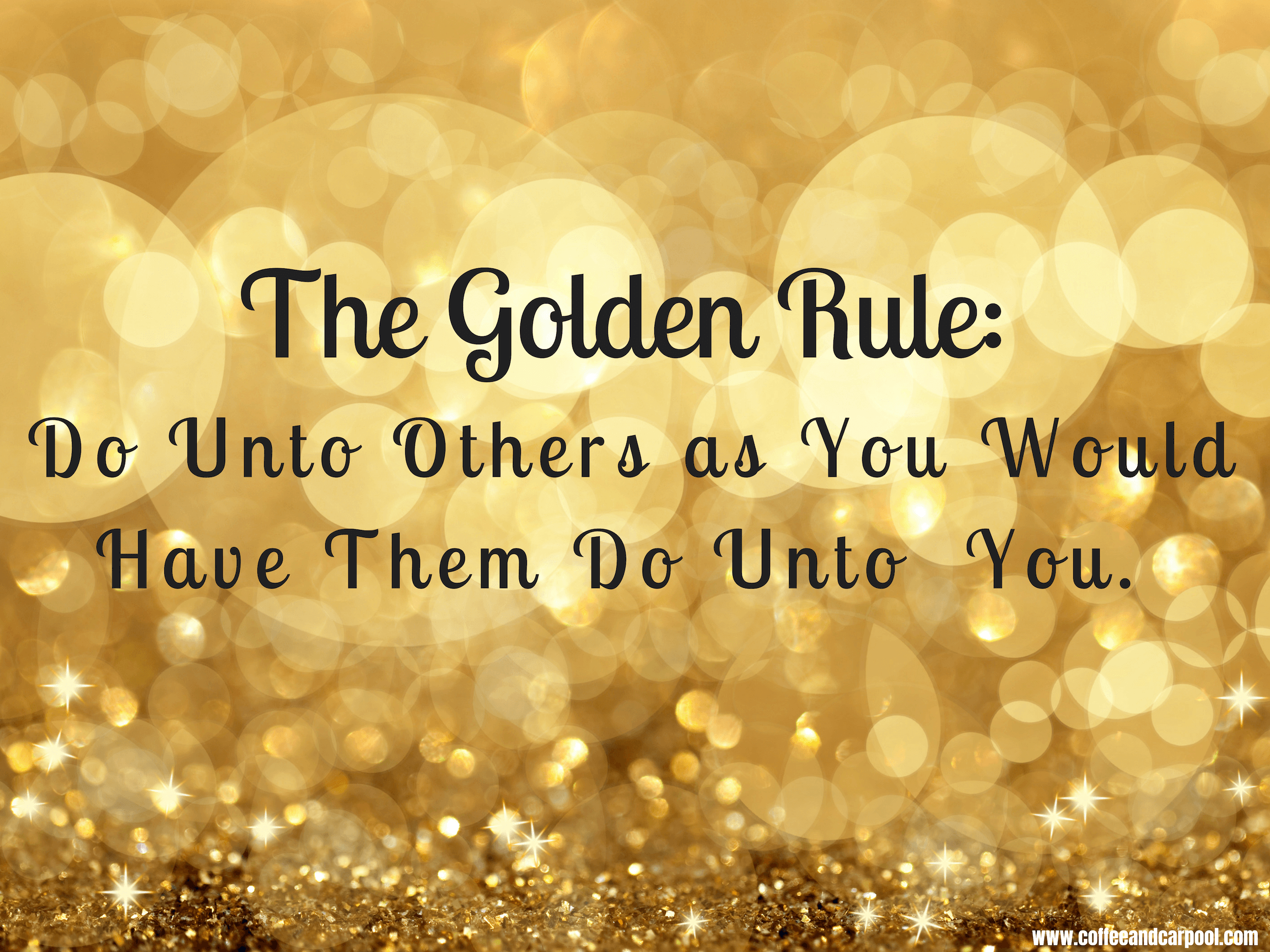 Golden Rule Poster- Digital Eposter