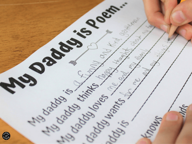 These Fathers Day cards from kids are so sweet and meaningful because they're Father's Day Cards kids can make. #fathersday #fathersdaycards #fathersdaygifts #cardskidscanmake #