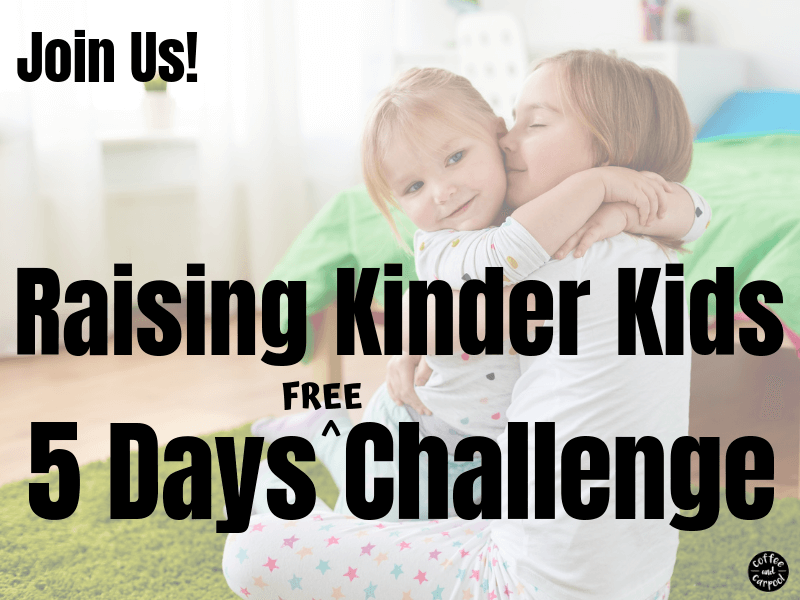 Kind Kids Challenge: In just 5 days you can get kinder kids