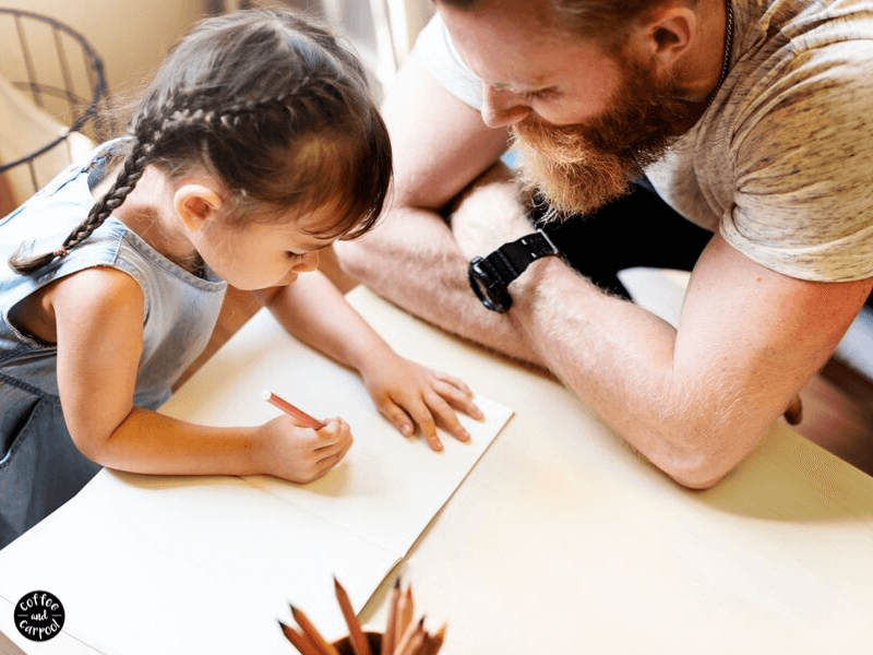 Prove your love to your kids with this simple technique so your kids are kinder, want to listen and be build a strong family connection. #familyconnecction #familyidentity #lovelanguages #lovelanguageforkids #connectwithkids #connectwithkids