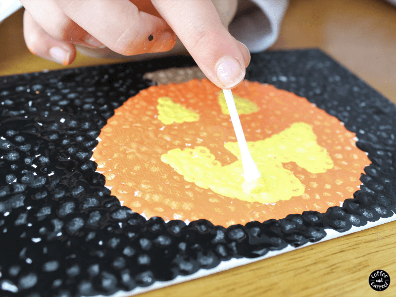 Jackolantern art projects