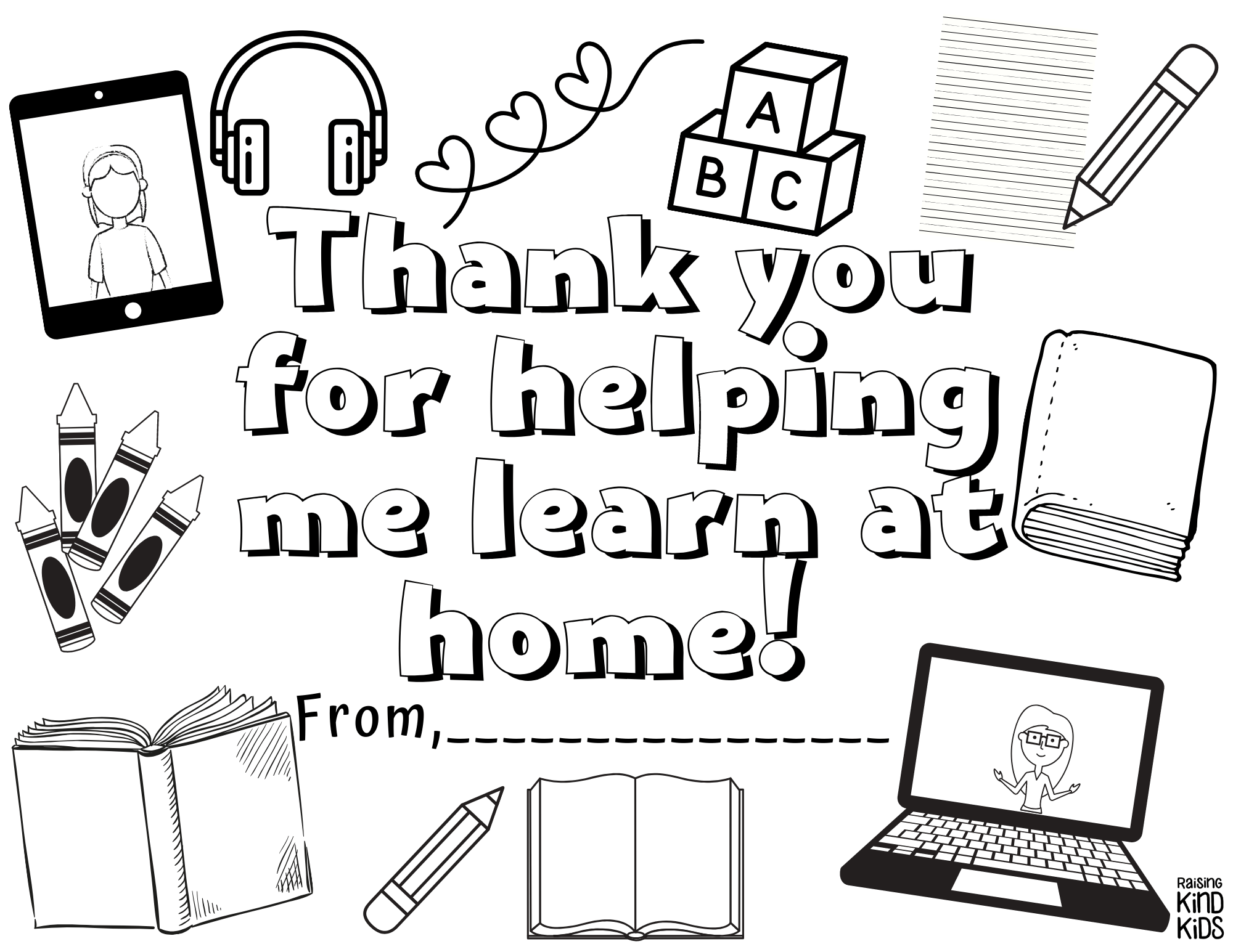 - How To Show Your Kid's Teacher Appreciation During Distance Learning