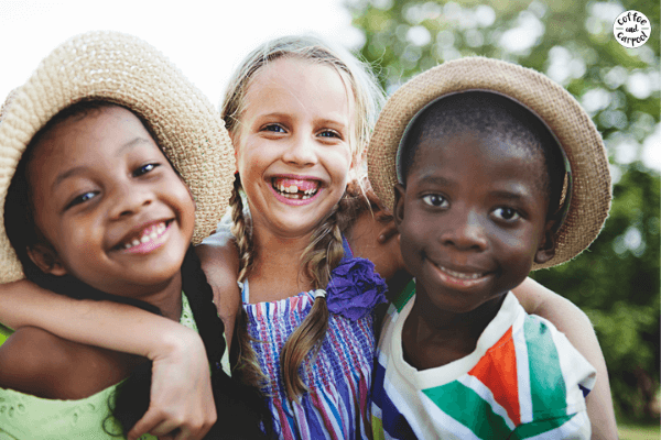 We want to be an ally to our black community members but many white families don't know how. We want to help but we don't know how to do it. Here are 9 ways white families can be allies and show kindness to black families. #diversity #celebratediversity #allies #kindnessmatters #kindness