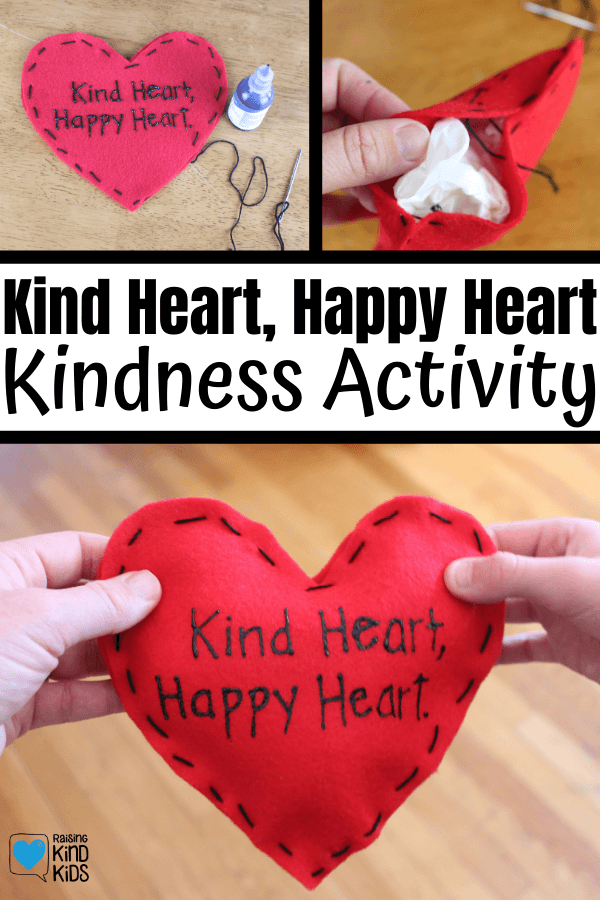 This kindness activity craft is perfect to help kids spread kindness and remind them that when they speak and act with kindness it makes them happy. Which will make them want to be kind more often.