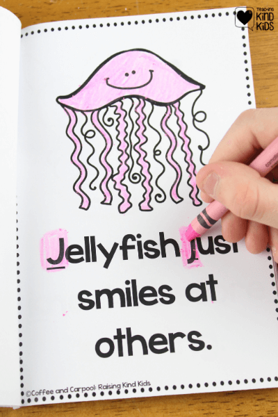 Use this Kindenss Zoo to teach sel curriculum and 26 ways to speak and act with kindness. It's a great addition to an animal unit or letter of the week activities since each page focuses on a different letter of the alpahbet and a different zoo animal.