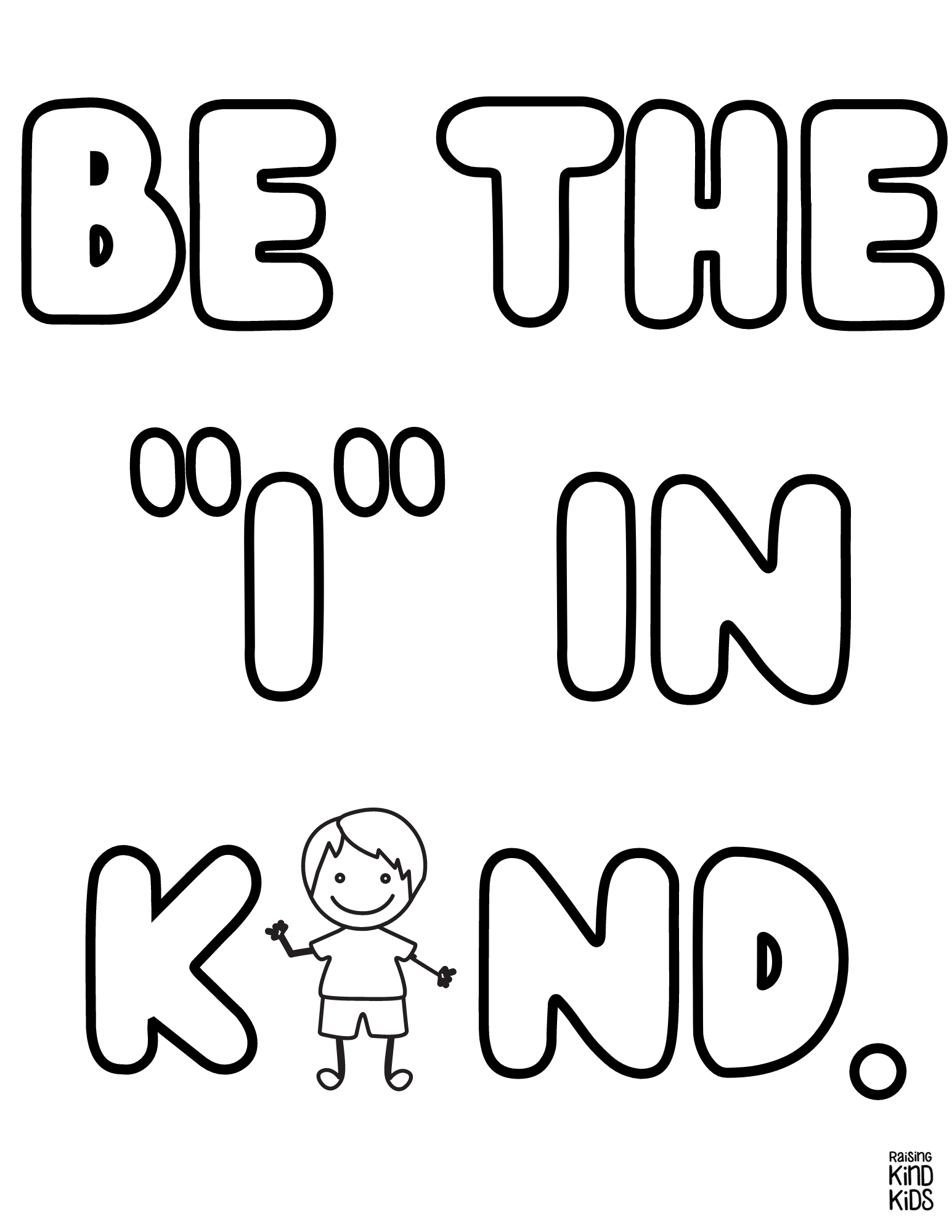 Use these kindness coloring pages to encourage more kindness with kids.
