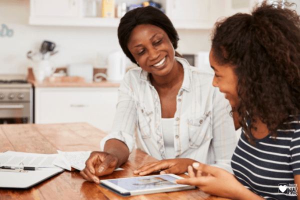 Use these 10 ideasa to connect with teens to prove to them they are loved, safe and a welcome part of your family. Teenagers can be hard to undertand. These ideas will help you connect with them in meaningful ways.