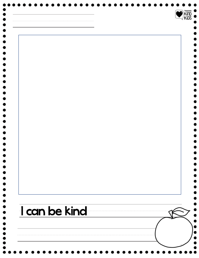 Use this apple kind or unkind sort activity to teach sel curriculum in a hands on and fun way, that's perfect for fall.